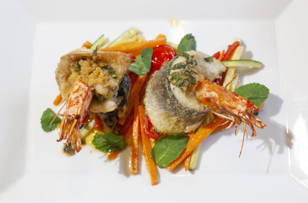 Le Tabou plats colorés